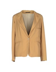 Christophe Lemaire Lemaire Suits And Jackets Blazers Women Ocher