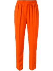 3.1 Phillip Lim Tapered Trousers Yellow And Orange