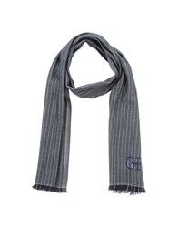 Gianfranco Ferre' Accessories Oblong Scarves Men Black