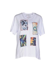 Authentic Original Vintage Style Topwear T Shirts Women White