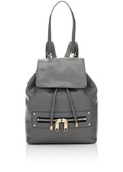 Milly Women's Riley Backpack Grey