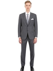 Brioni Tropical Stretch Wool Slim Fit Suit