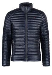 Abercrombie And Fitch Down Jacket Navy Dark Blue