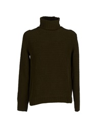 C.P. Company Turtlenecks Dark Green