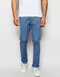 New Look Slim Fit Chinos Airforce