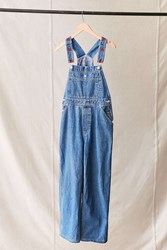 Urban Renewal Vintage Tommy Hilfiger Th Embroidered Strap Overall Assorted