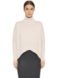 Gentryportofino Wool Lurex Knit Turtleneck Sweater