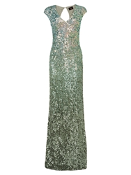 Phase Eight Collection 8 Colette Sequin Dress Sea Green