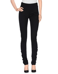 Donna Karan Casual Pants Black