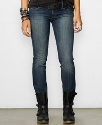 Denim And Supply Ralph Lauren Straight Leg Jeans Aurora Wash