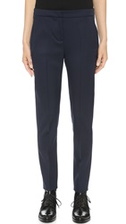 The Kooples Timeless Suit Trousers Navy