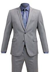 Strellson Premium Allen Mercer Suit Grey Light Grey