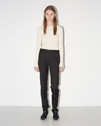 Maison Martin Margiela Pull On Trouser Black