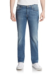 7 For All Mankind Rhigby Skinny Straight Leg Jeans