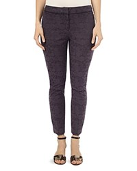 Phase Eight Issy Jacquard Pants Charcoal