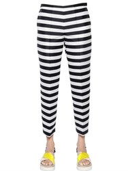 Antonio Marras Striped Duchesse Pants