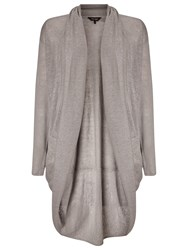 Phase Eight Eira Ellipse Cardigan Silver Grey