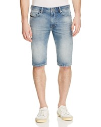 Diesel Thashort Straight Fit Denim Shorts