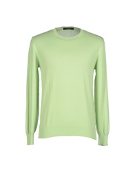Guess By Marciano Sweaters Light Green