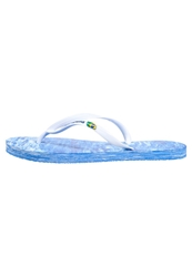 Amazonas Fun Brasil Pool Shoes White Royal Blue