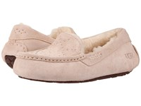 Ugg Ansley Crystal Diamond Freshwater Pearl Women's Slip On Shoes Gold