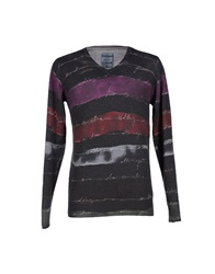 Desigual Sweaters Steel Grey