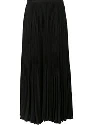Theory 'Laire Winslow' Skirt Black
