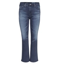 Ag Jeans Jodi Crop Denim Jeans Blue