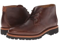 Trask Gulch 2.0 Bourbon American Bison Men's Dress Boots Brown