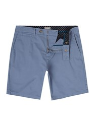 Linea Max Cotton Short Light Blue