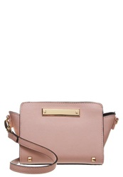 Miss Selfridge Across Body Bag Pink Rose