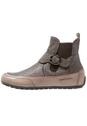 Candice Cooper Boots Fish Africa Base Stone Taupe