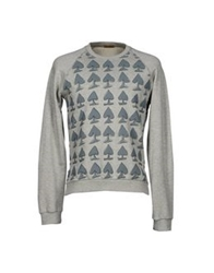 Peter Jensen Sweatshirts Blue