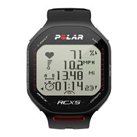 Polar Rcx5 Gps Training Watch Black
