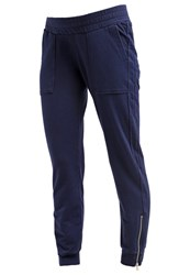 Gap Terry Tracksuit Bottoms Elysian Blue