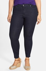 Plus Size Women's Cj By Cookie Johnson 'Wisdom' Stretch Ankle Skinny Jeans Campbell