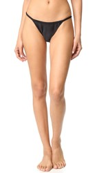 Love Stories Room Service Thong Black