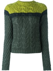 P.A.R.O.S.H. 'Lany' Pullover Green