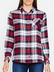 Barbour Soft Handle Check Shirt Multicolour