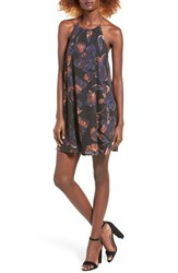Everly Women's Floral Print Swing Dress