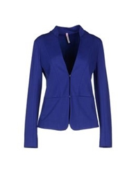Scee By Twin Set Blazers Blue