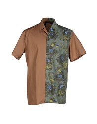 N 21 N 21 Shirts Shirts Men Khaki