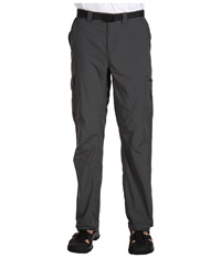 Columbia Silver Ridge Cargo Pant Grill Men's Clothing Gray