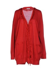 Cycle Knitwear Cardigans Women Red