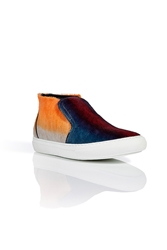 Pierre Hardy Haircalf Slip Ons