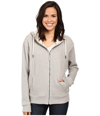 Bench Gain Marled Sweatshirt Grey Marl Women's Sweatshirt Gray