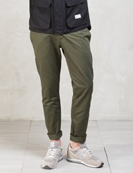 Feltraiger Olive Native Chino Pants
