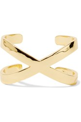 Noir Jewelry Gold Plated Cuff