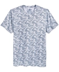 American Rag Men's Printed V Neck T Shirt Only At Macy's Bright White