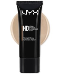 Nyx High Definition Foundation Sand Beige